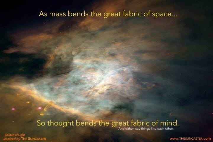 The fabric of mind
